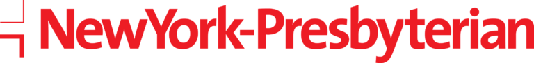 New York Presbyterian red logo