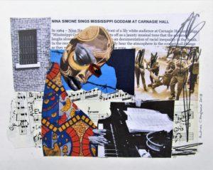 Nina Simone by Andres Chapparo
