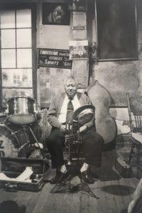 Percy Humphrey by Mitchell Seidel