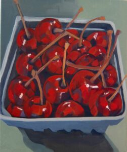 Helen Elliot - Cherries
