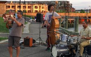 Summer Concerts - Jazz Forum Arts