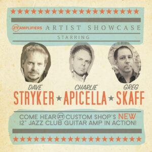 Vic Juris, Dave Stryker, Charlie Apicella