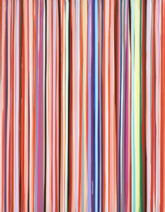 Adam Shultz - Poured Stripe #2