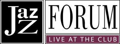 Jazz Forum, Live at the Club, blog logo
