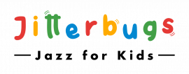 Jitterbugs: Jazz for Kids logo
